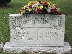 Edna Earl <I>Baldwin</I> Melton
