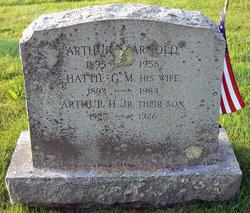 Arthur H. Arnold, Jr