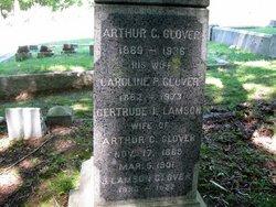 Caroline E. <I>Perkins</I> Glover