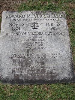 Edward McIver Leppard