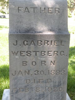 John G Westberg