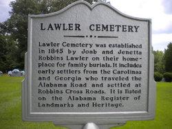 Lawler Baptist Cemetery