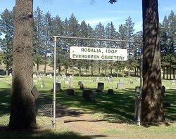 Rosalia IOOF Evergreen Cemetery