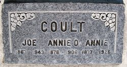 Annie <I>Broadfoot</I> Coult