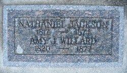 Amy <I>Jackson</I> Willard