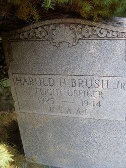 FO Harold H Brush, Jr