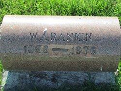 W A Rankin