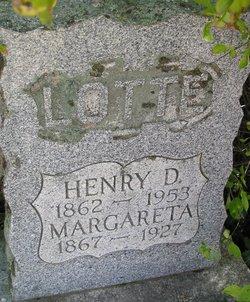 """Margareta """"Margaret"""" <I>Jetter</I> Lotte"""