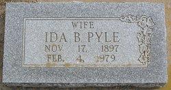 Ida Barbara <I>Reinbold</I> Pyle