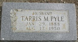 Tarris M. Pyle