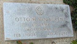 Otto H Van Buren