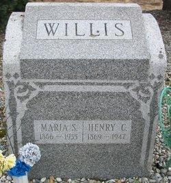 Maria S. <I>Powell</I> Willis