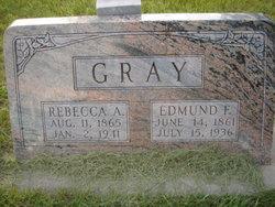 Rebecca Ann <I>Jenkins</I> Gray