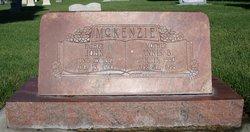 Annis Luclia <I>Bartlett</I> McKenzie