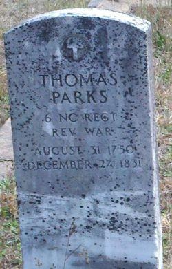 Thomas Nathaniel Parks