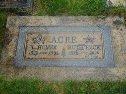 L. Homer Lloyd Acre