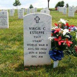 Virgil C Esteppe