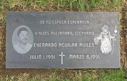 Everardo Aguilar Aviles