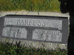 Louise <I>Stocker</I> Barfuss