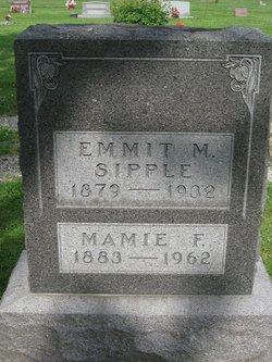 Mamie <I>Fifield</I> Sipple