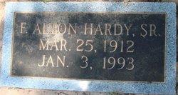 Fred Alton Hardy, Sr
