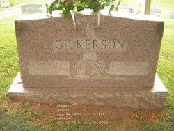 Alpha Lee Gilkerson