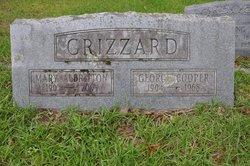 Mary Winifred <I>Albritton</I> Grizzard