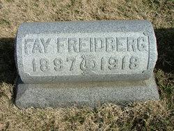 Faye Sarah Freidberg
