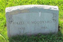 Hazel V. <I>Brumfield</I> Woodyard