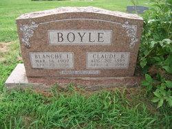 Claude B. Boyle