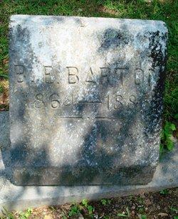 Benjamin Edward Ed Daniel Barton