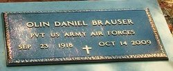 Olin Daniel Brauser