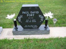 Paul David Fort