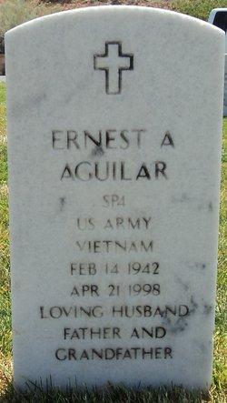 Ernest Arthur Aguilar, Sr