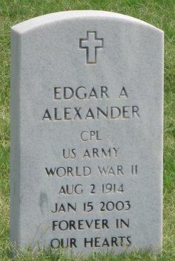 Edgar Allen Alexander