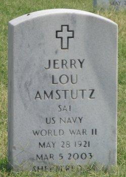 Jerry Lou Amstutz