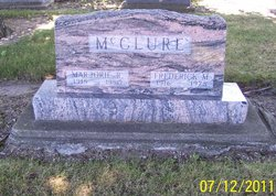 Marjorie R <I>Ginther Perry</I> McClure