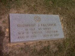 Clement J Falstick