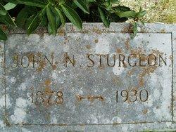 John N. Sturgeon