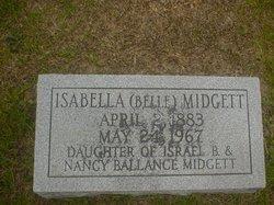 "Isabella ""Belle"" Midgett"