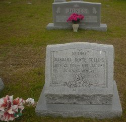 Barbara <I>Boyce</I> Collins