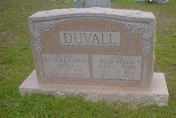 Helen <I>Duvall [Daniels]</I> Ward