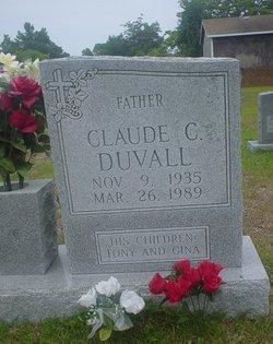 Claude C Duvall
