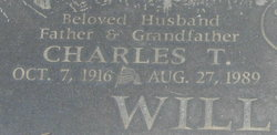 "Charles Todd ""Charlie"" Williamson"