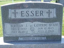 Katherine Eva <I>Becker</I> Esser