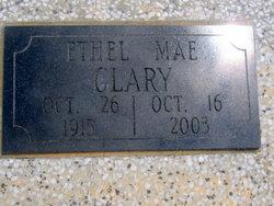 Ethel Mae <I>Long</I> Clary