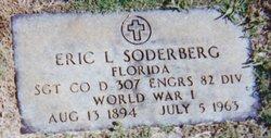 Eric L Soderberg
