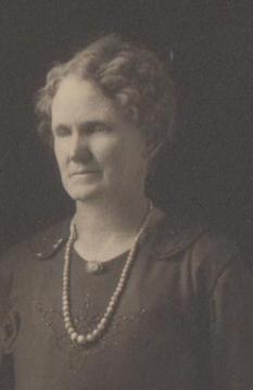 Louisa May <I>Parker</I> Belnap