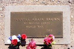 Farrell Adair Brown