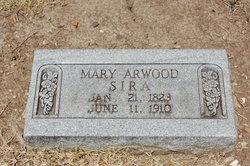 Mary <I>Arwood</I> Sira